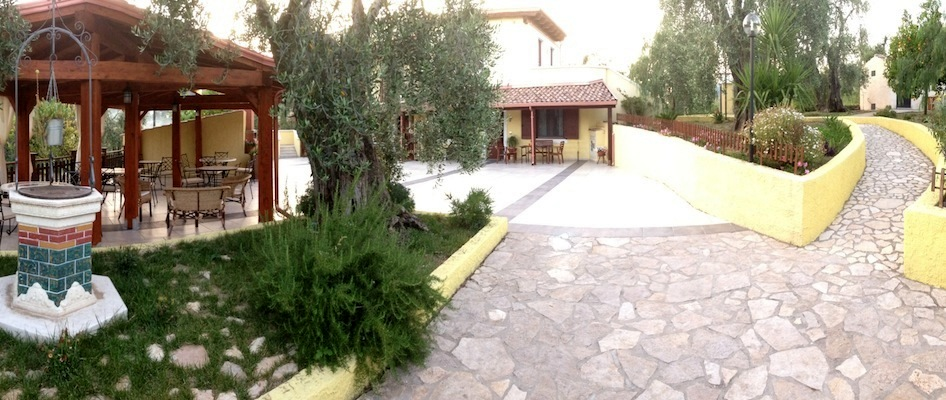 Villa la Vigna Bed and Breakfast Appartamenti Peschici